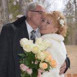 «Я вышла замуж в 52 года и очень счастлива!»